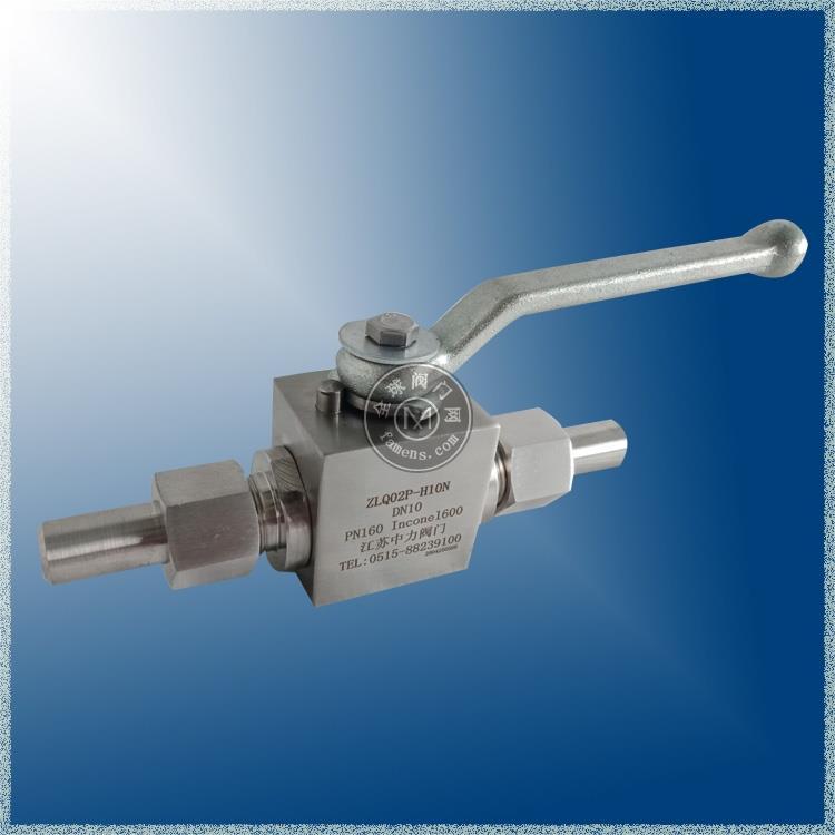 Q21N 高压焊接式手动球阀