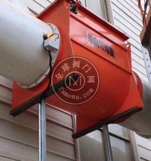 管道單向隔爆閥的安裝方法和原理簡介