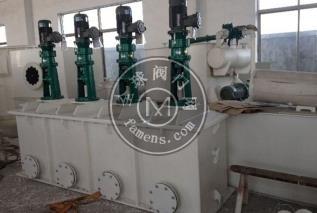 pp塑料耐腐蚀水喷泵真空机组