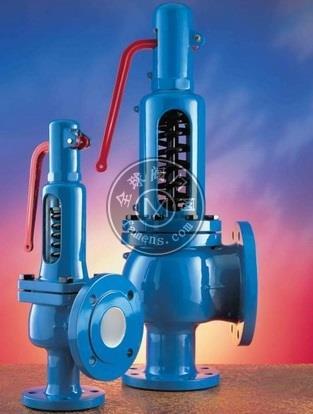 斯派莎克SV607DS全启式法兰安全阀,锅炉蒸汽安全阀