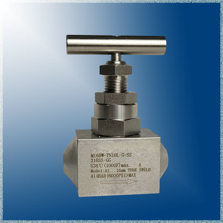 J63Y 進口對焊高壓針閥