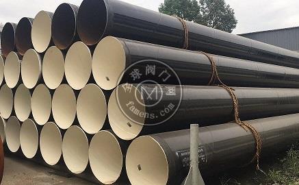 四川环氧煤沥青防腐螺旋钢管生产厂家