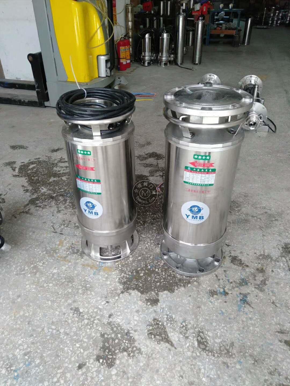 不銹鋼水陸兩用泵