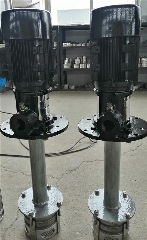 供应张家港恩达泵业的内冷却泵QLY16-27