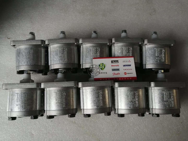 CASAPPA凱斯帕泵PLP20.25-51/10.6,3 D/FS EL