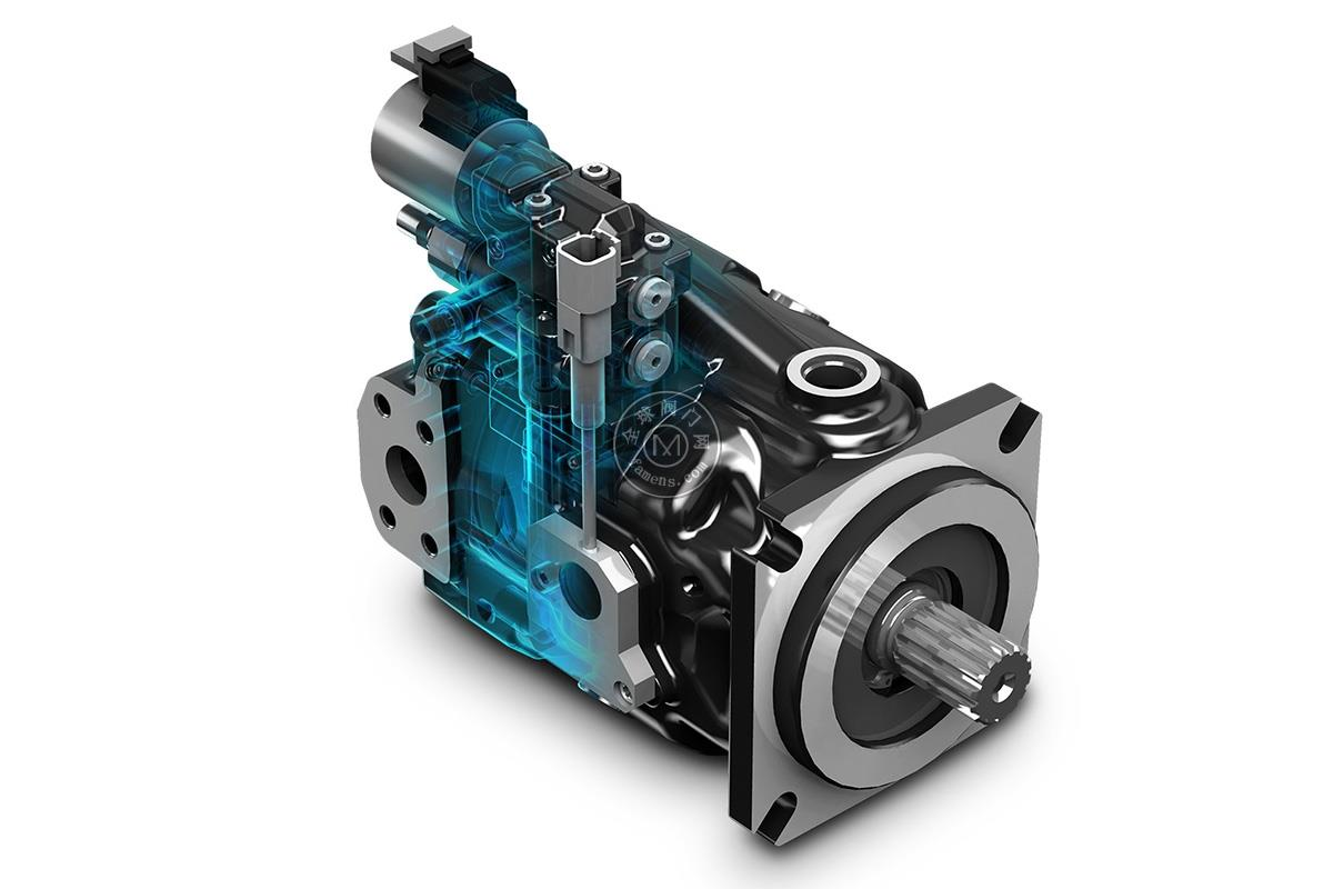 CASAPPA柱塞泵MVP30.14D-04S5-LMD/MB-V-RP0-G