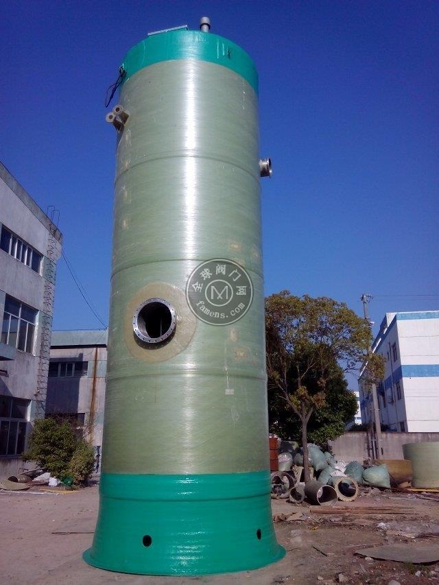湖南一體化預制泵站,一體化預制泵站應用場合