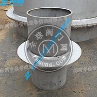 304/316不锈钢刚性防水套管--中泰管道