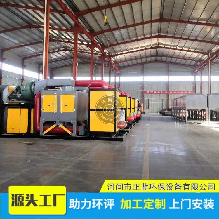 CO催化燃燒裝置設備制藥廠在線監測環保設備生產廠家