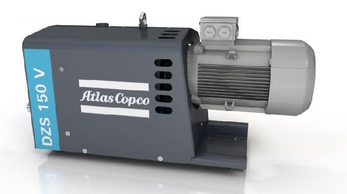 阿特拉斯無油爪式真空泵DZS150V、DZS300V