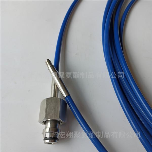 高壓清洗軟管 尼龍樹脂超高壓軟管