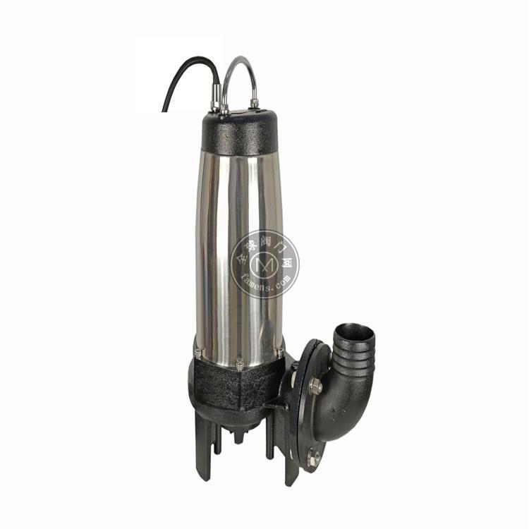 威乐水泵-潜水排污泵 无堵塞立式污水泵移动污泥抽水泵 潜水泵