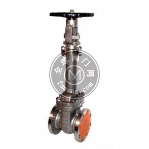 WZ41H不锈钢波纹管闸阀/气动波纹管闸阀/上海沪通阀门科技有限公司