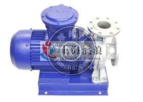 管道泵,单级管道泵,单吸管道泵,卧式管道泵,卧式不锈钢管道泵,卧式循环泵