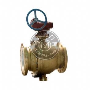 YQ347F蜗轮黄铜氧气球阀/铜氧气球阀概述/上海沪通阀门科技有限公司