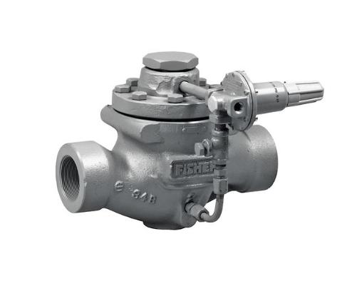 Fisher™ 63EG 型泄压阀或背压调压器