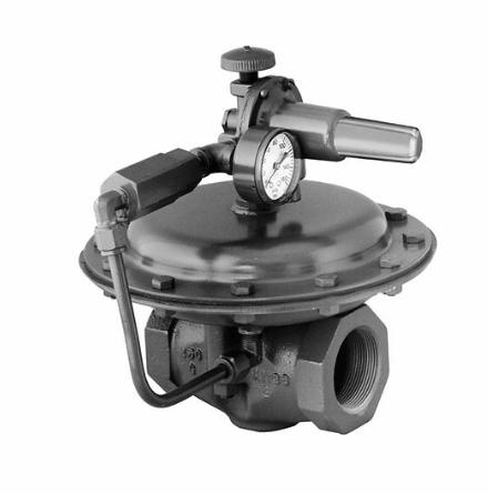 Fisher™ 1808 和 1808A 型泄压阀或背压调压器