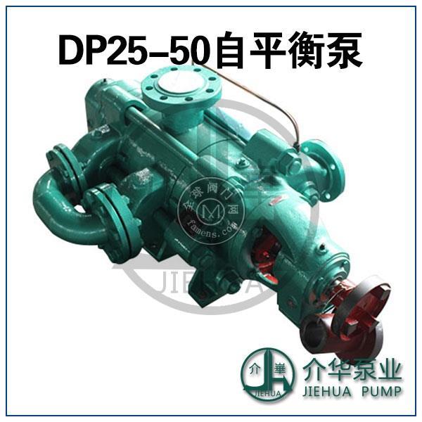 DP25-50X6,DP25-50X7 自平衡多級離心泵