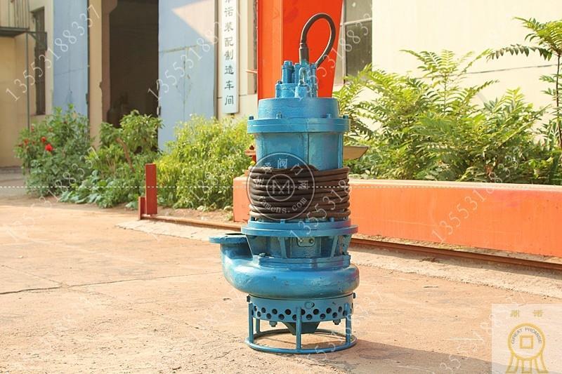 泥沙泵有潛水式的嗎 泥沙泵型號價格