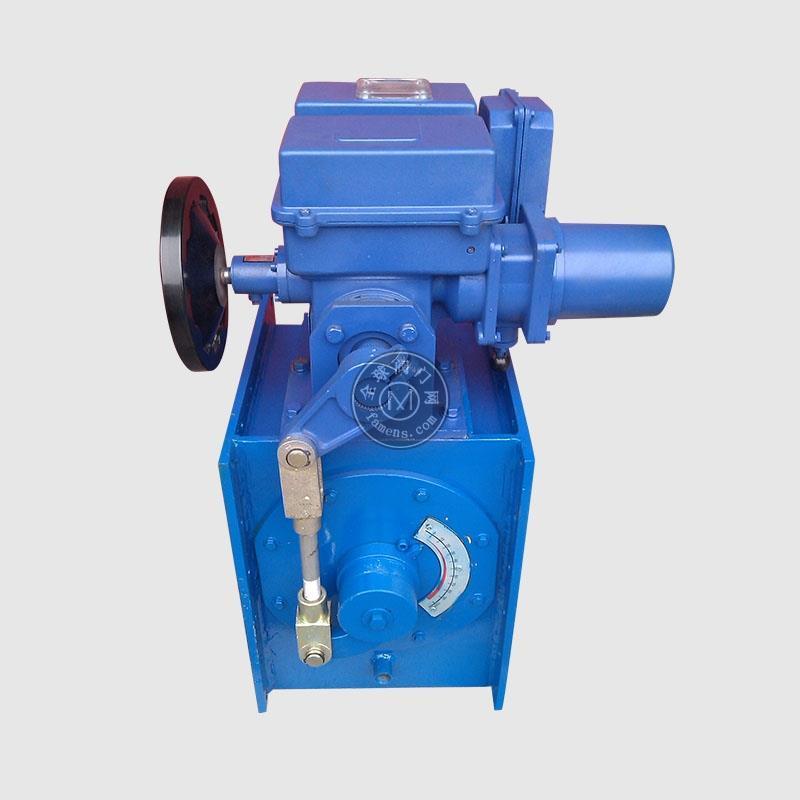 電動流量閥B300電動流量控制閥 水泥專用流量閥