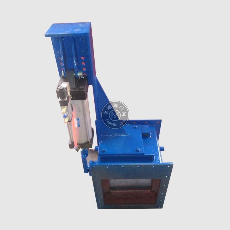 均化庫氣動流量閥電動流量閥B300