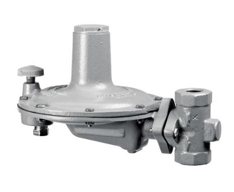 Fisher Y610A、Y611A 和 Y612A 系列真空应用设备和泄压阀