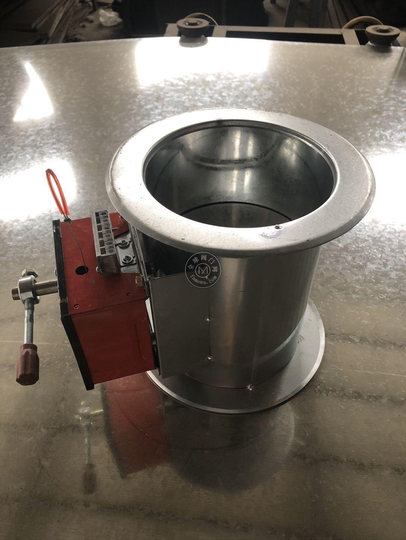 电磁阀多页排烟防火阀70°防火阀等各种圆形调节阀的批发