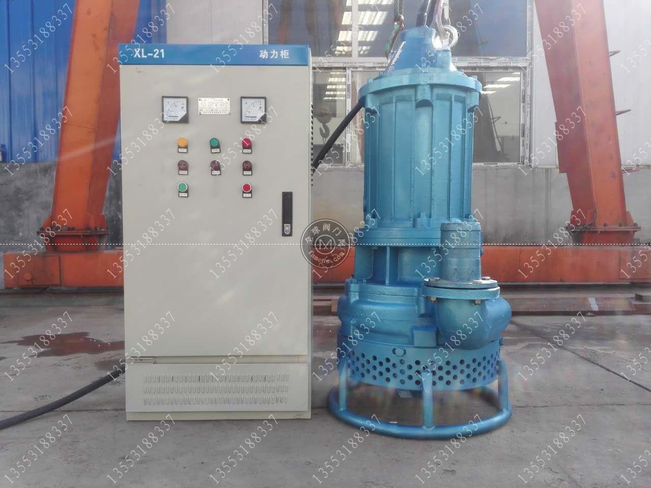 泥沙泵如何工作 潛水泥沙泵可以抽多深