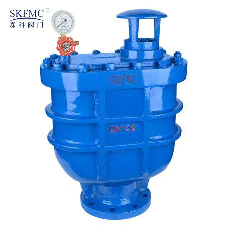 清水復合式排氣閥CARX-10Q