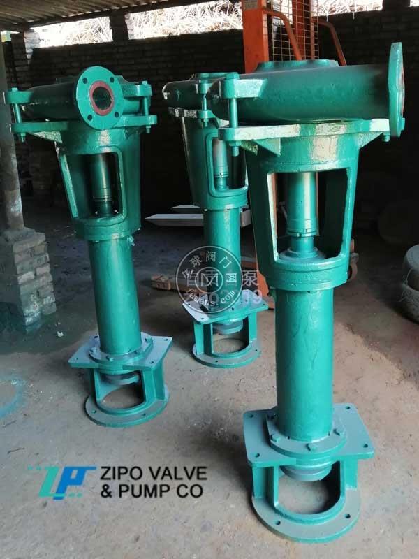 自贡自泵水泵四川自贡工业泵桩基配件2ZPNL立式泥浆泵渣浆泵
