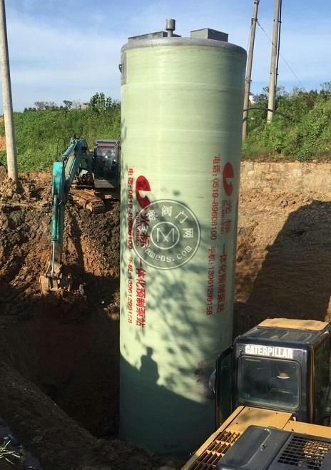 一体化截污井是什么意思和一体化截污井的作用有哪些