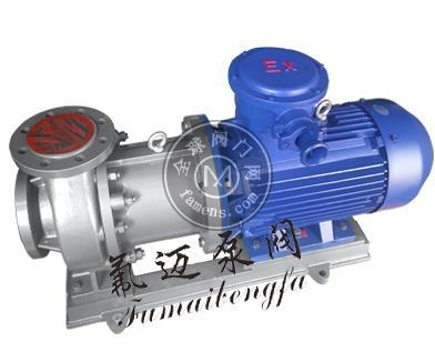 IMD-F氟塑料磁力泵