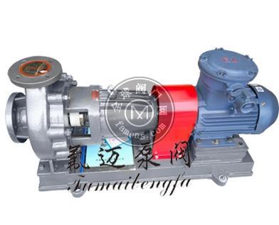 IHF氟塑料離心泵