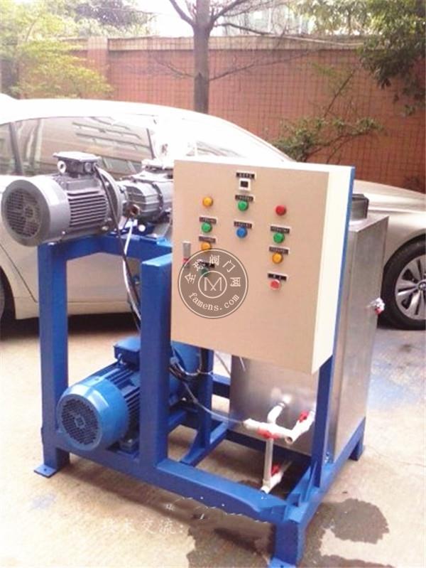 新能源鋰電池行業真空系統 2BW550