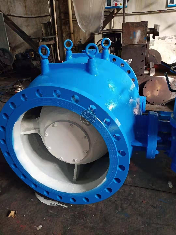 LHS941X电动活塞式调流调压阀 结构 尺寸 型号