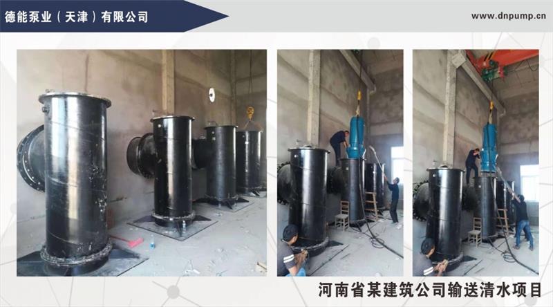 旧泵站改造,天津轴流泵生产厂