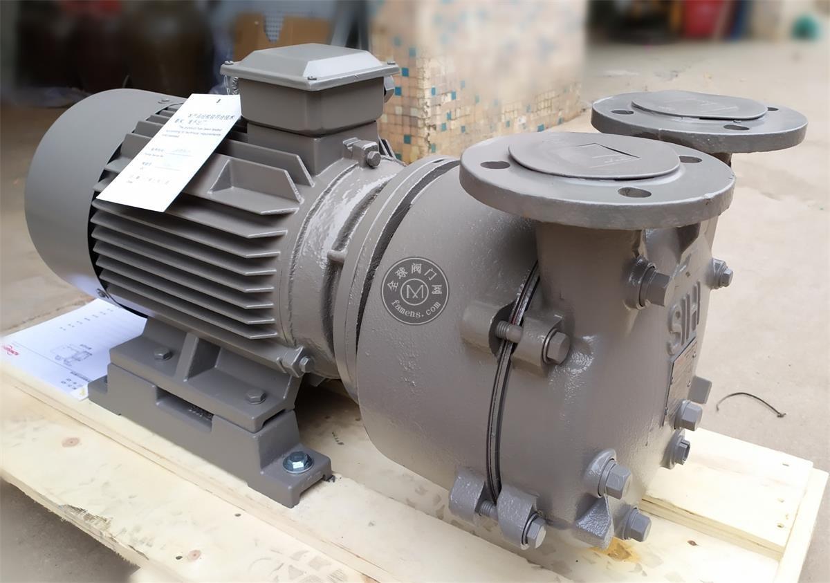 LEMC425 希赫泵 排气阀球设计 SIHI水环真空泵