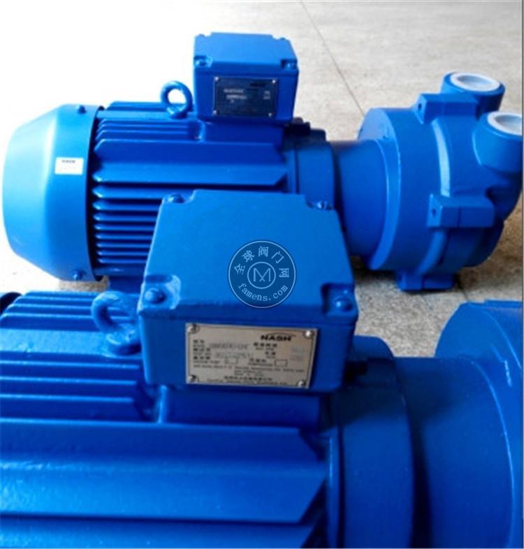 汕頭佶締納士 NASH 經銷 2BV2/5/6 水環式真空泵