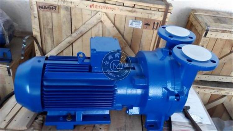 广州 NASH佶缔纳士水环真空泵 2BV5111 代理 铜叶轮
