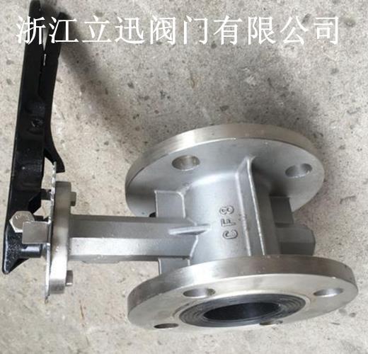 不锈钢蝶阀D41X-16P/R/RL型号