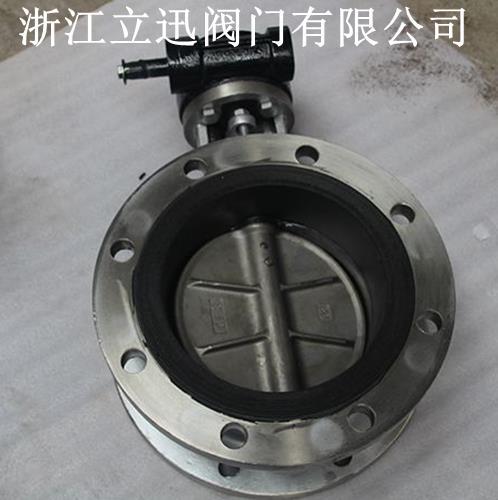 不锈钢蝶阀D341X-16P/R/RL型号