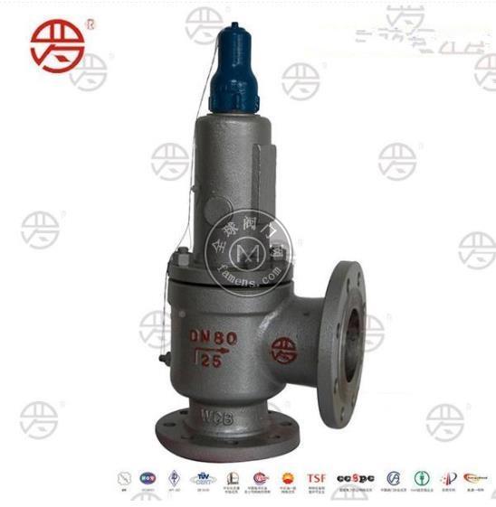 A41H弹簧安全阀介绍罗浮阀门集团有限公司