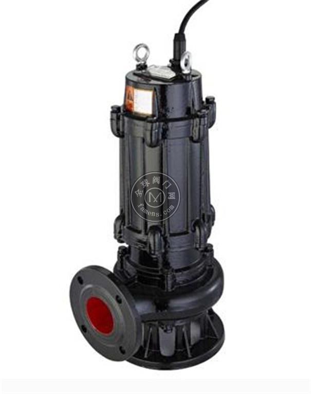 离心式污水提水泵_潜水排污泵_废水排放