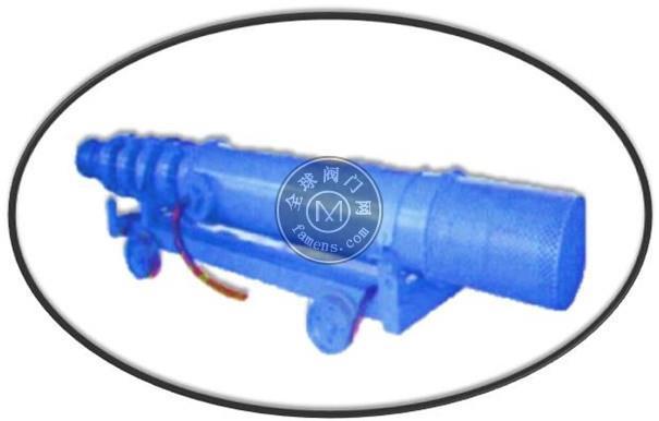 QKS礦用臥式潛水電泵_廠家報價價格便宜