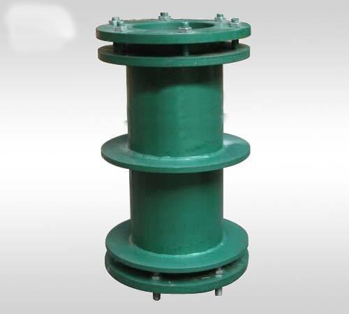 双压盖柔性防水套管沈阳加工生产沈阳套管