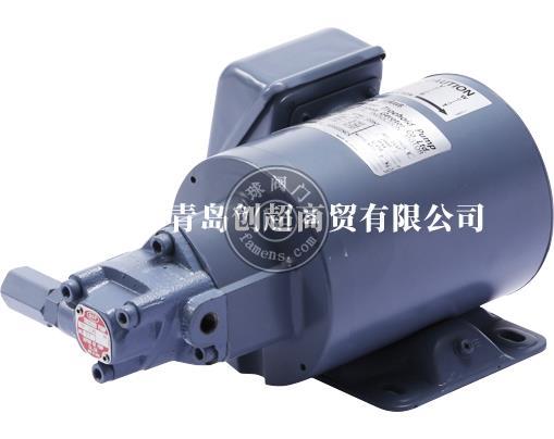 NOP齒輪油泵TOP-1ME200-12MAVB濾油機油泵