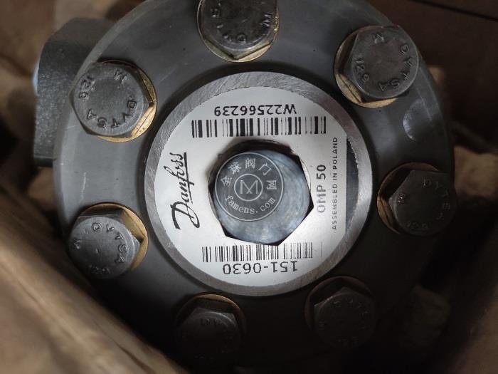 丹佛斯DANFOSS马达OMR160 151-0414