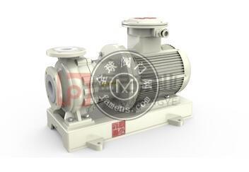供应氟塑料磁力泵 衬氟磁力泵 无泄漏磁力泵