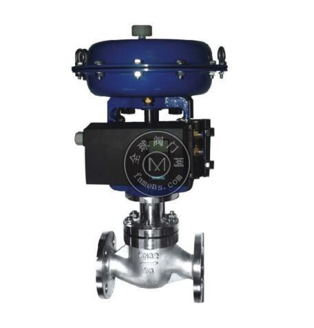 ZJHP精小型气动薄膜单座调节阀