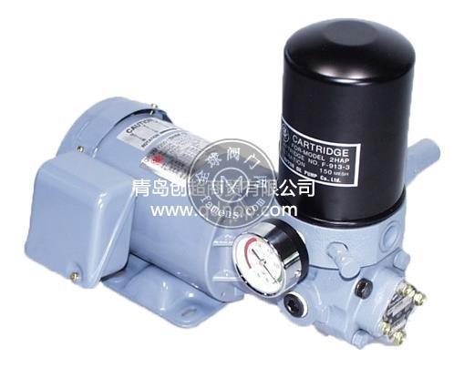日本NOP油泵電機TOP-2MY1500-204HBMPVBE帶過濾器油泵